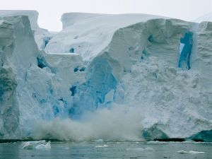 National Geographic Antarctic Ice