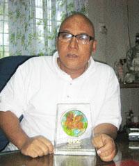 Burmese astrolger San Zarni BoPhoto: heintinzaw.com