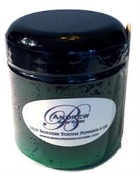 BAndrew skincareIngredients: dead sea salt, baking soda, ground clove, tea tree,spearmint, peppermint, aloe vera