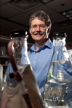 Michael Adams is a member of UGA's Bioenergy Systems Research Institute