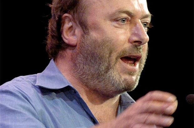 Christopher Hitchens (Credit: AP/Chad Rachman)  Source: Salon.com