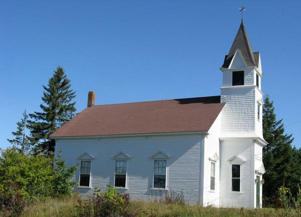 Sedgwick Congregational ChurchSource: Foodrenegade