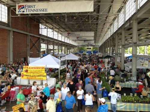 Chattanooga Market Sundays