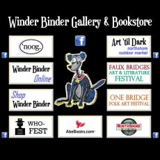Winder Binder Gallery and Bookstore