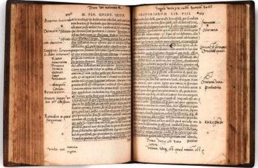 John Dee annotation